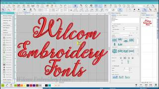 Knockdown Effect on Lettering
