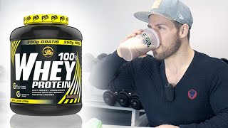 All Stars 100% Whey Protein im Review
