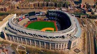 Drönare - Yankee Stadium med mera