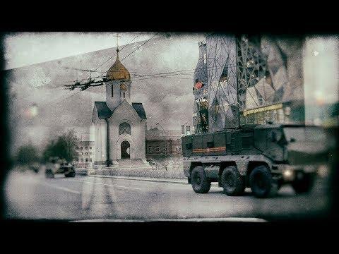 Новосибирск. 7 мая. репетиция Парада Победы