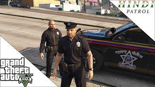 mumbai gamer raunak gta 5 police patrol - TH-Clip
