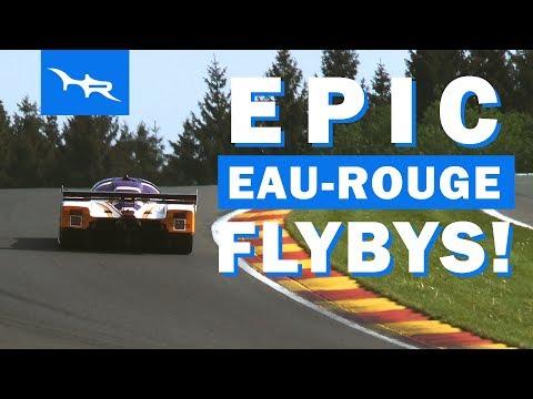Legendary Corners: Eau Rouge | Spa-Francorchamps