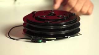 Embrague para Compresor de Aire Acondicionado TRP Image