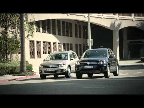 Volkswagen  Tiguan Паркетник класса J - рекламное видео 4