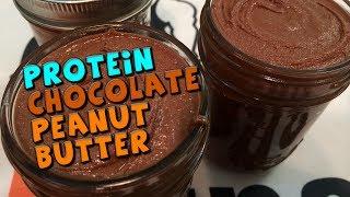 PROTEIN Chocolate Peanut Butter Recipe
