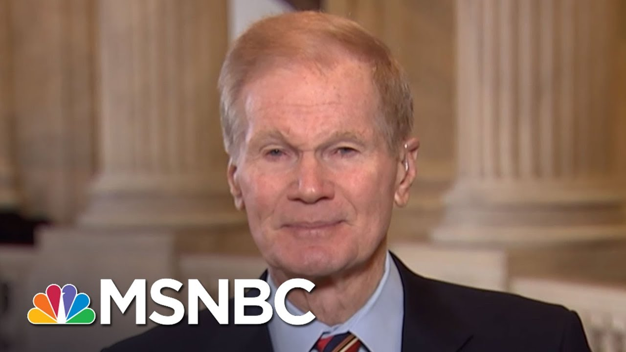 Florida Senator Bill Nelson: It Is Time To Talk About Gun Reform | Morning Joe | MSNBC thumbnail