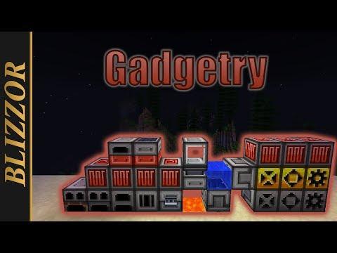 Gadgetry  - Mod Spotlight [Tutorial] [Deutsch] [GER]