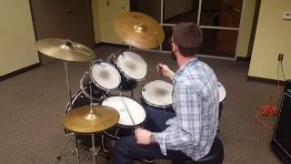 James Taylor - Baby Buffalo (Drum Cover)