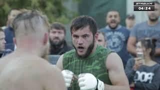 СТАРОРУСИЧ против жесткого Бородача, Крутой Бой !!!