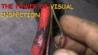 The Power Of Visual Inspection: Intermittent Battery Light 2011 F-150