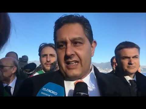 PORTOFINO NON E' PIU' ISOLATA. INAUGURATA LA PASSERELLA PEDONALE