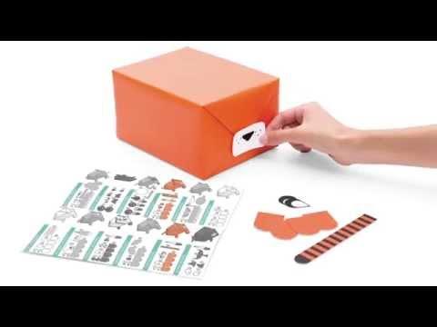 Büromaterialien und Papierwaren von Luckies