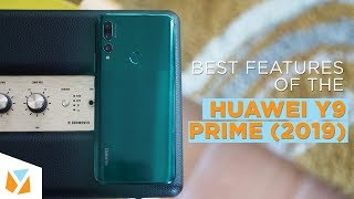 Top 5 Best Features of the Huawei Y9 Prime (2019)