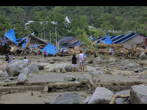 Banjir Bandang di Jayapura, 75 Orang Belum Ditemukan