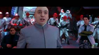 Austin Powers - Dr. Evil - Just The Two Of Us [GERMAN] [HD]