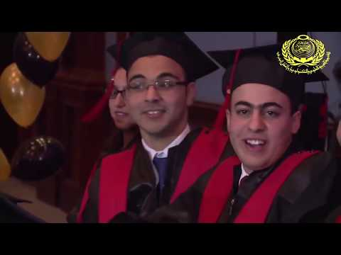 International Education Programs Graduation Ceremony Class 2016