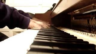 Alicia Keys Little Drummer Girl (Full, Piano Only)