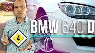 ОТЗЫВ ВЛАДЕЛЬЦА BMW 640 D xDRIVE 2013 г. ВСЕМ ПОДАРКИ ОТ АВТОМОЙКИ!