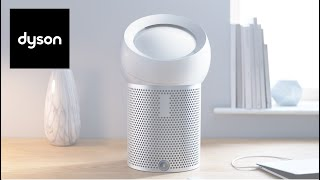 How to set up and use your Dyson Pure Cool Me™ personal purifying fan