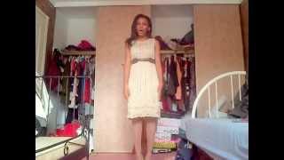 Wearing Knee Length Dresses - Petites