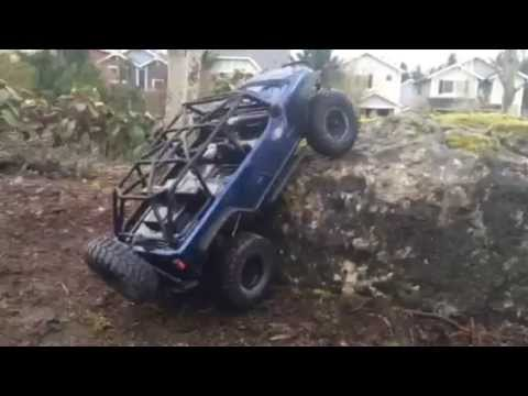 Project Jeep RC rock Crawling