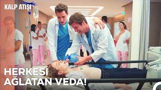 Herkesi Ağlatan Veda...   Kalp Atışı 10. Bölüm