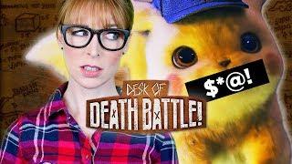 Pokemon Minus Misty's Voltorbs   The Desk of DEATH BATTLE