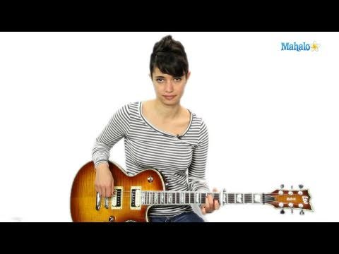How to Play a C11 Chord on Guitar