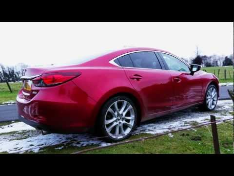New Mazda 6 2013 - Which? first drive