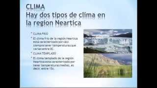 Ecozona Neartica/Biorregion Neartica