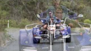 preview picture of video 'Trike Tours on Great Barrier Island, New Zealand'