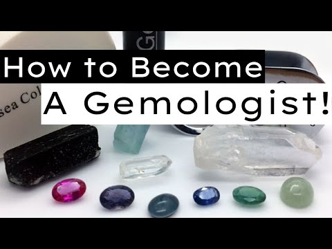 How to Become a (Qualified) Gemologist