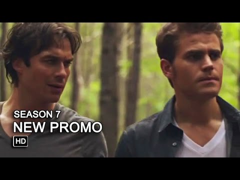 The Vampire Diaries 7.01 (Preview)