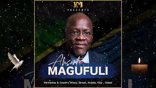 Konde Music Artists - Ahsante Magufuli ( Official Audio)