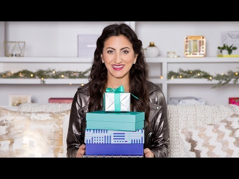 Birchbox Holiday 2015 Gift Haul with Rachel