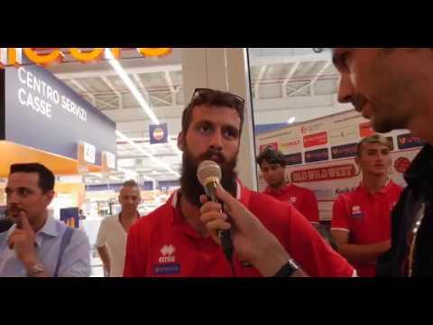 Presentazione | Bonacini nuovo capitano
