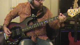 Nirvana - Smells Like Teen Spirit and In Bloom (Bass Cover)