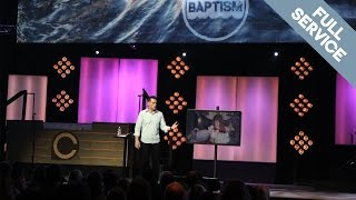 Baptism Sunday March 5, 2017 // Full Service // Zach Steiger // Cross Point Church