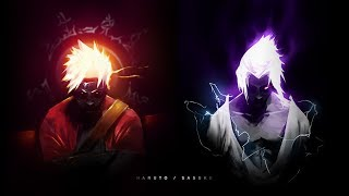 「 AMV 」 Naruto Vs Sasuke   My Demonsᴴᴰ