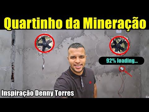 Quartinho Da Mineração do Jova - Inspiração Denny Torres