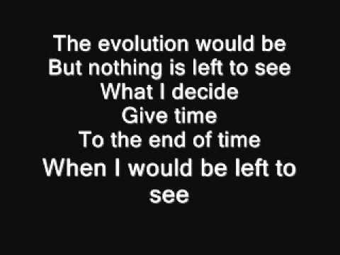 The Butterfly Effect lyrics