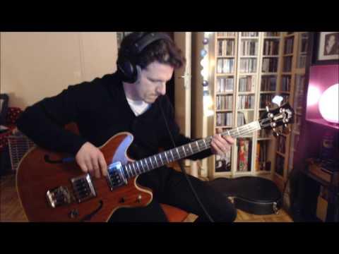 Jefferson Airplane - Runnin' 'Round This World (Bass Cover)