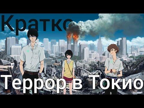 Кратко о Террор в Токио (Zankyou no Terror)