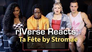 rIVerse Reacts: Ta Fête by Stromae - M/V Reaction