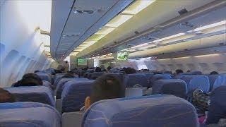 (2/2) Philippine Airlines PR511 A330 : Manila to Singapore FLIGHT VLOG