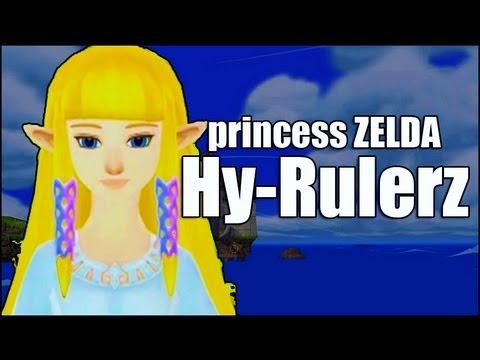 Lorde's 'Royals' + The Legend Of Zelda = A Sweet Love Song