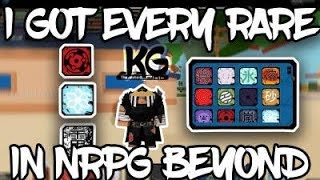 [NEW CODE]I GOT EVERY KEKKEI GENKAI ON BEYOND! REVIEWING THE NEW SPINNING SYSTEM ROBLOX NRPG- Beyond