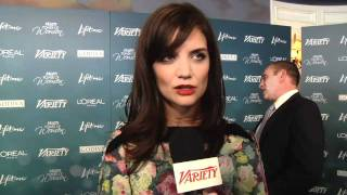 02.10.2010 - Variety Power of Women Luncheon Interview