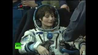 На Землю вернулся корабль «Союз» с тремя членами экипажа МКС