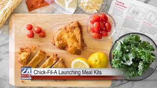 Chick-Fil-A Launching Meal Kits